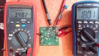 TI BQ25570 Energy Harvesting Demo with SuperCap