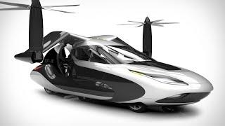 4 Real Flying Cars That Actually Fly