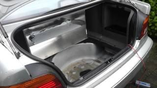 BMW E39 EV Conversion 06 Battery Box 01