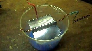 Guide to building a practical gravity battery from readily available parts.