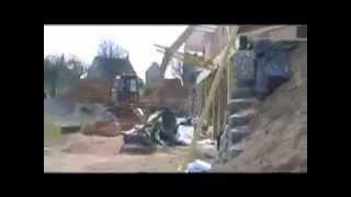 Earthship france the middle