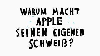 Earth Day 2017 – Warum macht Apple seinen eigenen Schweiß? – Apple