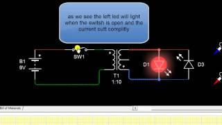 how joule thief worke?  (english)