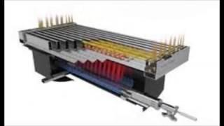 Gas Infrared Heating System