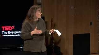 Political action and climate change: Carolyn Prouty at TEDxTheEvergreenStateCollege