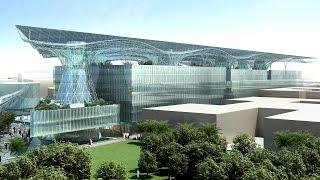 """Masdar, the """"Green"""" City: MEGAPROJECTS (Part 4)"""