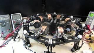 BMAG ( Bedini Motor and Low Lenz Effect Generator ) v1 Part 11