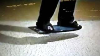 The flying Board with magnetic levitation