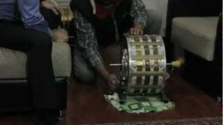 Yildiz Magnet Motor - January 2013 - English subtitles