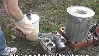 Backyard Metalcasting