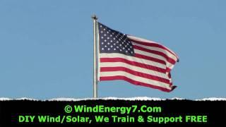 DIY Wind Turbine - Wind Energy 7