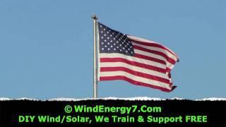 DIY Wind Turbine - Wind Energy 7