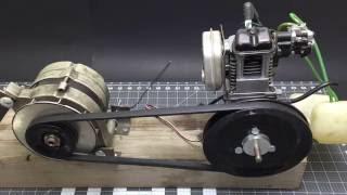 How Alternator works + DIY Voltage Regulator
