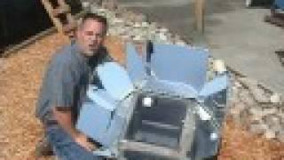 Solar Oven - Global Sun Oven by Self Reliance Guy