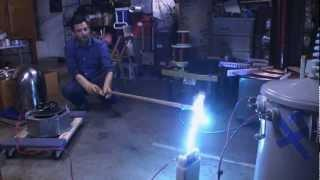 Playing with Plasma - DO NOT TRY THIS AT HOME