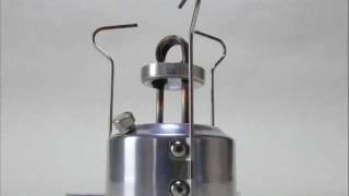 Coil Jet Alcohol Stove