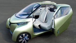 10 Coolest Asian Electric Cars 2016