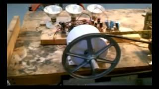 How to Live Off Grid Using Cheap Howard Johnson Magnetic Energy Generator