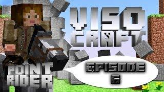 Minecraft VISOCraft Series! Ep 6 - How to Build a Music Disc Generator Part 2