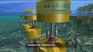 euronews hi-tech - Sea solution to future energy needs