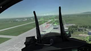 [DCS] Luźne latanie, atak i... BINGO fuel