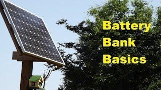Battery Bank Basics