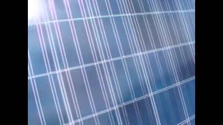 235w solar pv module pma magnets green energy wind turbine vawt 111.wmv