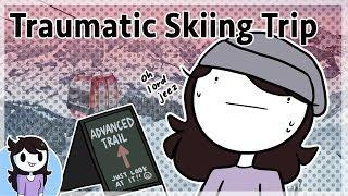 Winter & My Traumatic Skiing Trip