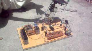 Microcontroller Based Dual Axis Solar Tracking System part 1.