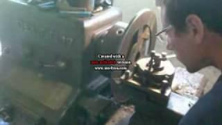 Manufacturing sheet metal for rotor of disc generator