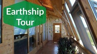 Earthship Tour!