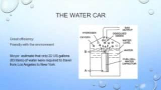 Water car - Water Fuel Cell  Stan Meyer