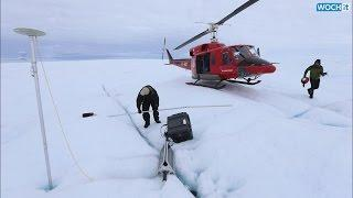 Arctic Ice Melt Doubles Risk Of Frigid Eurasian Winters, Study Finds