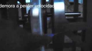 Teste de torque e velocidade | Bedini SSG