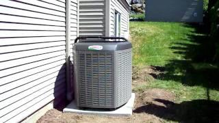 Lennox Heat Pump - Solar Powered XP17-042 by Complete Heating, Abbotsford, BC