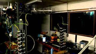 640kV Bipolar marx generator