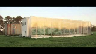 Sustainable Solutions through Shipping Containers