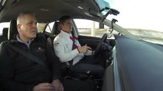 2014 Toyota Corolla with CVT (Continuously Variable Transmission) - Test Drive and Tech Talk