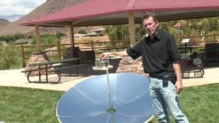 3 Types of Solar Cookers