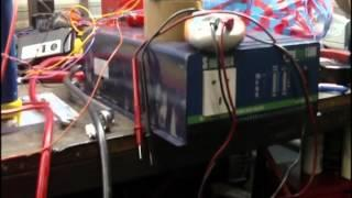 BMW EV Conversion 71 Battery Testing 01