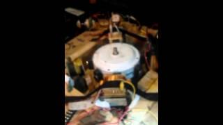 Bedini ceiling fan 4tranformers to grid tie inverter