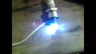 Plasma Spark 1 (Loud!)