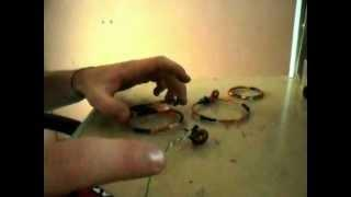 joule Thief wifi power Test