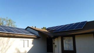 7,200 Watt Solar Panel Array Home / Residential System with enphase micro inverters