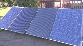 How to Solar Power Your Home #8 - Grid Tied System - Enphase M250 Microinverters - Pt1