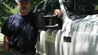 009 HHO Dry Cell Second MPG (mileage) Test F350 7.3L Diesel