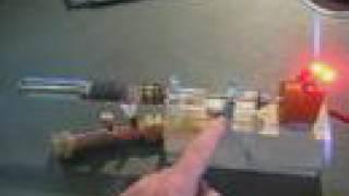RESONANT STIRLING ENGINE GENERATOR