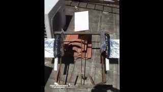 $5 DIY Passive Solar Tracker