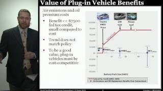 CMU Energy Presentation: Plug-In Vehicles
