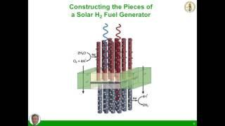 Making an Artificial Leaf: Creating Hydrogen Fuels through Water, Sunlight and Carbon Dioxide